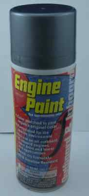 Moeller 025469 Outboard Motor Paint Yamaha Metallic Blue Silver 1985-1990 11968