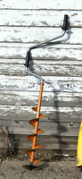 Hole Digger OR ice auger
