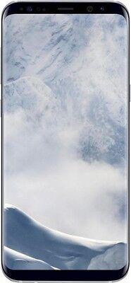 *NEW* UNLOCKED Samsung Galaxy S8+ Plus 64GB Arctic Silver Cell Smart Phone
