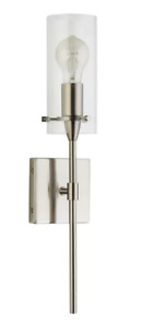 New! Light Wallchiere - Brushed Nickel (2 available)