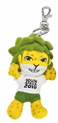 Porte Clé Mascotte Peluche Officielle Zakumi South Africa 2010 , usado segunda mano  Embacar hacia Argentina
