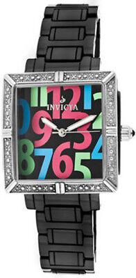 Invicta 10270 Invicta Ceramics Ladies Diamond Watch