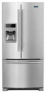 MAYTAG MFI2269FRZ 33- INCH WIDE FRENCH DOOR REFRIGERATOR ON SALE  IN YORK(BD-2118)