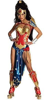 iz Ame Com Deluxe Wonder Woman Kostüm Outfit (Kostüme Com)