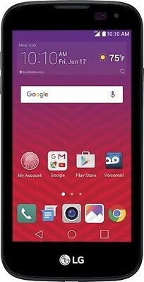 "LG K3 4.5"" LTE Smartphone works with Virgin Mobile – New"