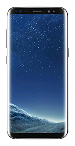 Samsung s8 cracked screen