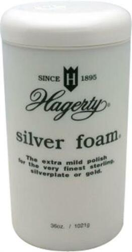 Hagerty Silver Foam large 36 Ounce Size,  Brand New
