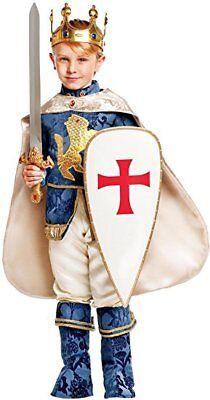 Italienische Herstellung 5 Teile Jungen Luxus Ritter Karneval - Karneval Kostüm Hersteller