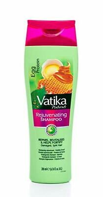 Dabur Vatika 400ml XXL Egg Protein Rejuvenating Shampoo USA SELLER BEST