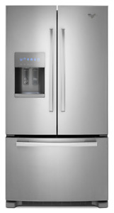 Whirlpool French Door Stainless Refrigerator