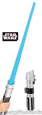 STAR WARS BLUE ANAKIN SKYWALKER LIGHTSABER Costume Light Saber Darth Vader Jedi