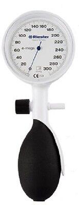 Riester 1370-150 E-mega Aneroid Sphygmomanometer White