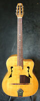 Guitare manouche (gypsy) luthier