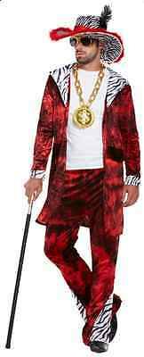 imp Gangster 1920s Fancy Dress Costume Outfit STD & XL (Big Daddy Outfit)