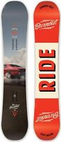 2016 Ride Burnout 152 Snowboard *Brand-new still in plastic*