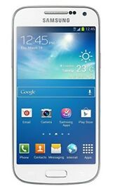 One Samsung Galaxy S4 Mini 8gb Unlocked (Open To All Networks - As Good as New!)