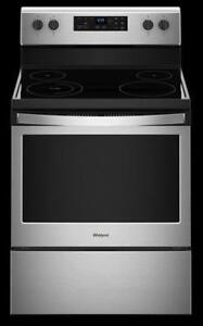 Whirlpool  YWFE510S0HS 5.3 cu. ft. Freestanding Electric Range (BD-2167)