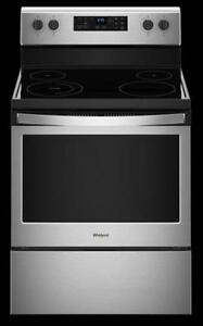 Whirlpool  YWFE510S0HS 5.3 cu. ft. Freestanding Electric Range on Sale (BD-2168)