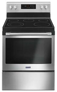 Maytag® YMER6600FZ ELECTRIC RANGE WITH SHATTER-RESISTANT COOKTOP  30-INCH WIDE-BRAND NEW(MP_127)