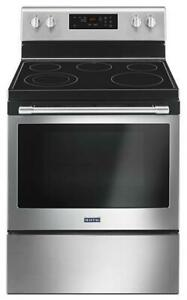 Maytag 30-INCH WIDE ELECTRIC RANGE WITH SHATTER-RESISTANT COOKTOP (MY2630)