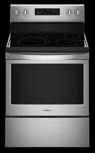 Whirlpool YWFE550S0HZ 5.3 cu. ft. Freestanding Electric Range at best price (BD-2175)