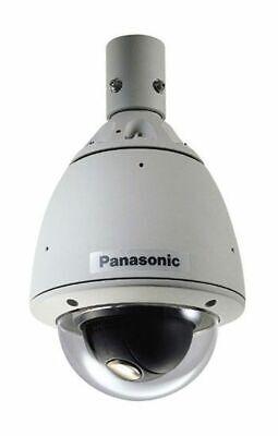 Panasonic Wv-cw864a Super Dynamic Ii 510tvl Vandal Resistant Dome Network Camera