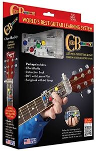 Chord buddy guitar learning system left handed / gaucher