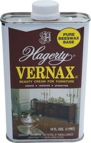 Hagerty Vernax Furniture Polish/ Beauty Cream 16 Ounces,  Brand New