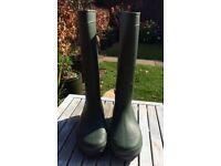 Wellies - Green Wellington Boots