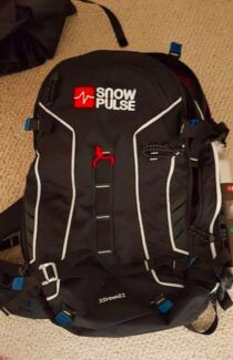 Snowpulse Extreme 22L RAS Avalanche Airbag and Canister (as New)