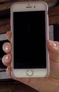 Iphone 6 64gb blanc et or