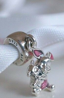 Disney Piglet Jewelry - AUTHENTIC PANDORA CHARM DISNEY PIGLET DANGLE #792134EN117
