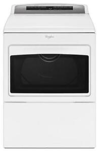 Whirlpool WGD7500GW 7.4 cu. ft. Large Capacity Gas Dryer on Sale in Burlington (BD-2158)