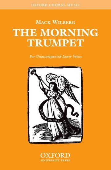 The Morning Trumpet, Paperback- TTBB unaccompanied, Male Voices - 9780193868281