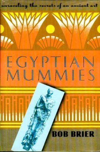 Ancient Egyptian Mummies Art Method Secrets Mystery Myths Rituals CAT Scans Xray