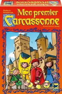 Jeux de socitété - Mon premier Carcassonne