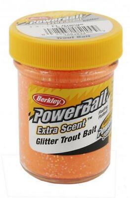 Knoblauch 12 Berkley Powerbait Extra Scent Glitter