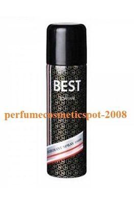 BEST by LOMANI DEODORANT SPRAY FOR MEN 6.6 OZ / 200 ML