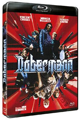 Dobermann NEW Cult Blu-Ray Disc Jan Kounen Vincent Cassel