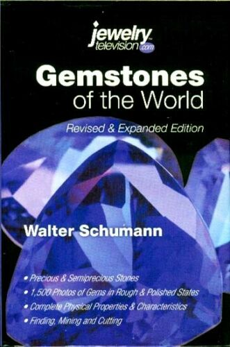 Identify Gemstones of the World Over 100 Genuine Fake Synthetic 1500+ Color Pix
