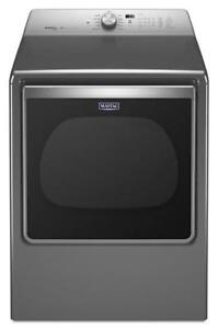 TOP LOAD ELECTRIC DRYER IN PLATINUM (MAY505)