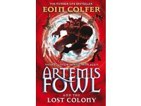 Artemis Fowl and the Lost Colony by Eoin Colfer (ISBN-13: 9780141320793)