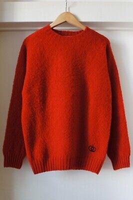 QUEENE and BELLE of Scotland Howlin'  McLaren Wool Sweater S New