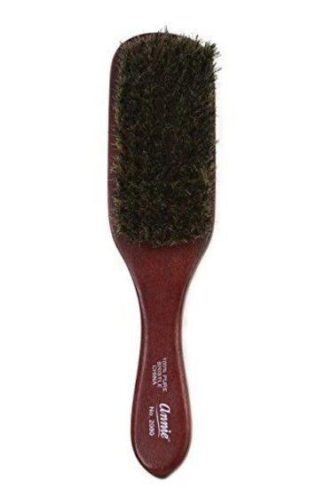 SOFT 100% PURE BOAR BRISTLE WAVE HAIR BRUSH DURAG MAN by Ann