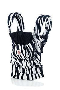 Zebra Ergobaby Carrier