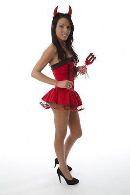 Daredevil Red Sexy Devil Halloween Costume
