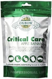 Rabbit Supplement (Apple & Banana Flavor) - Critical Care 454g