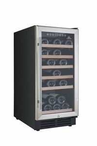 Brand New Cavavin Sophisticated 28 Bottle Wine Cooler.
