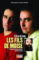 """LIVRES + VHS SUR ROCH THÉRIAULT (""""MOISE"""")"""