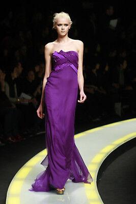Versace ball gown